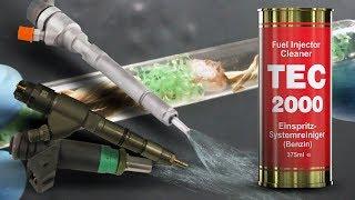 TEC2000 Fuel Injector Cleaner Jak skutecznie dodatek do benzyny czyści wtryskiwacze / wtryski?