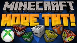 How To Download Too Much TNT Mod on Minecraft Xbox One