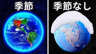 地球に季節がなかったら?