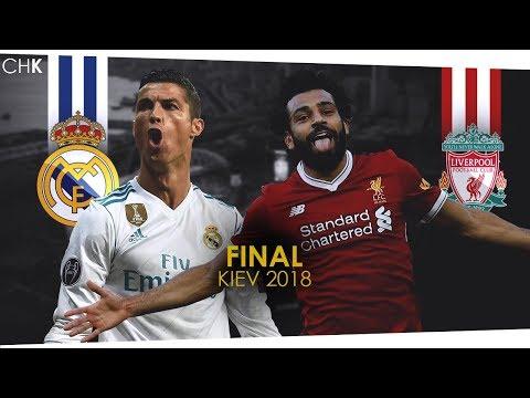 UEFA CHAMPIONS LEAGUE FINAL™ 2018 | REAL MADRID VS LIVERPOOL PROMO | ᴴᴰ