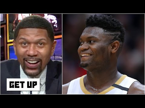 Jalen Rose on Zion Williamson & the Pelicans competing in the NBA playoffs  Get Up