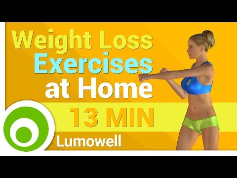 Weight Loss Exercises at Home for Teenagers