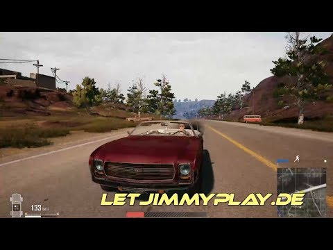Pubg Muscle Car Testdrive Youtube