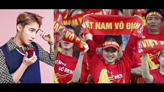 [ Video Lyric ] Tiến Lên Việt Nam Ơi ! - Sơn Tùng MTP