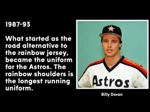 size 40 2cdf0 d03be Houston Astros uniforms through the years