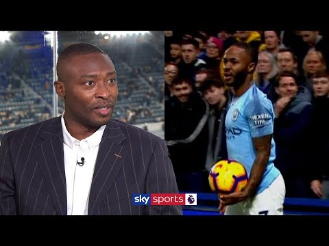 Shola Ameobi praises Raheem Sterling for speaking out against racism | Super Sunday