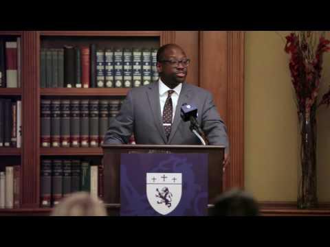 Overcriminalization and Mass Incarceration: Anthony Bradley (Part 1 of 5)