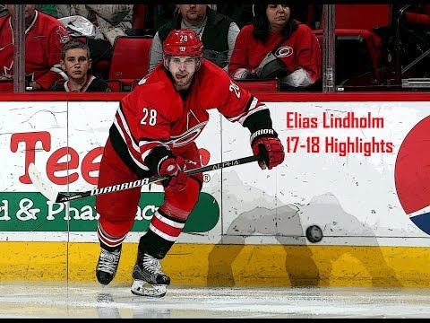 Elias Lindholm Highlights 2017-18