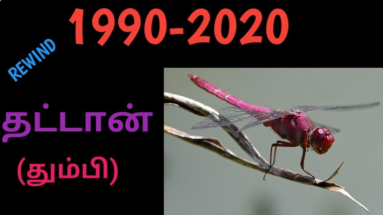 தட்டான் (தும்பி) Dragon fly II Rewind 1990-2020 மறந்த மறைந்த விஷயங்கள்II EAT SLEEP REPEAT