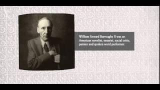 william burroughs jr writer