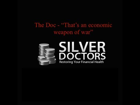 """The Doc """"That's an economic weapon of war..."""""""