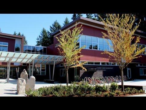 The New Cherry Crest Elementary School