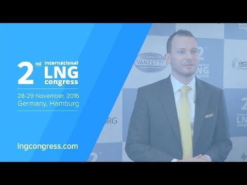Clemens Hengstler (VEGA Grieshaber KG) Interview @ 2nd LNG Congress, November 2016