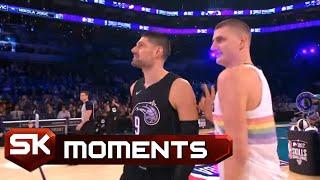 Bratski duel dvojice Nikola na Ol-star vikendu   SPORT KLUB NBA