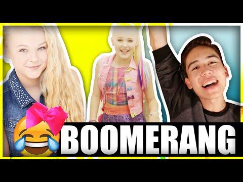 JoJo Siwa - BOOMERANG (Official Video) Reaction