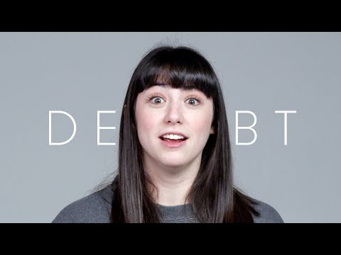 100 People Tell Us How Much Debt They Have | Keep It 100 | C