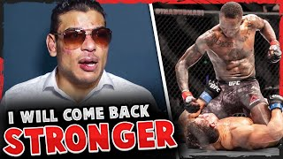 Paulo Costa reacts to his TKO loss to Israel Adesanya, Dana White PISSED at Conor McGregor, UFC 253