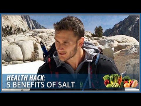5 Benefits of Salt: Health HacksThomas DeLauer