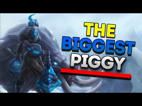 Neace Is The BIGGEST Piggy | Sejuani Full Gameplay
