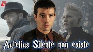 Aurelius Silente non esiste. - Analisi e Teorie dei contenuti speciali de I crimini di Grindelwald