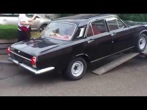GAZ-24 V8 mit