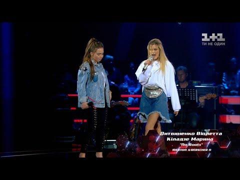 Виолетта Литвиненко vs. Марина Киладзе –
