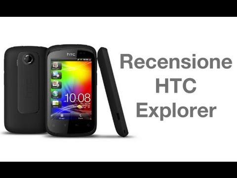 HTC Explorer, la recensione in italiano by AndroidWorld.it