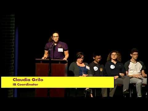 Michael Power St  Joseph International Baccalaureate Programme (IB) Presentation