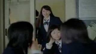 Miku Ishida gyuunyuu CM.