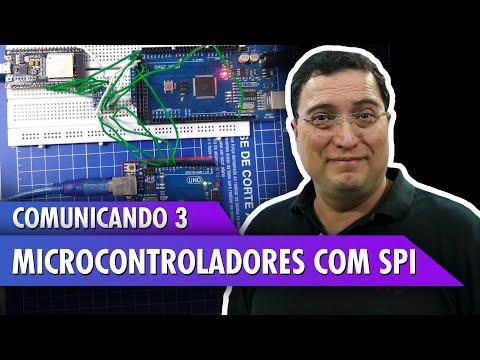 Comunicando 3 microcontroladores com SPI