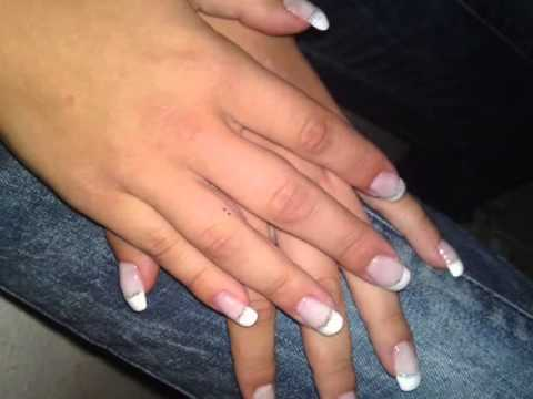 Nail art creations by angel gel nails acrylic nails youtube prinsesfo Image collections