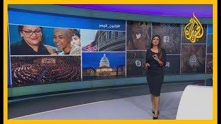 🇺🇸 النائبتان إلهان عمر ورشيدة طليب تثيران الجدل بسبب تصويتهما ضد