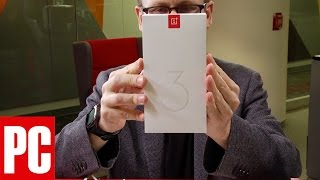 Unboxing the OnePlus 3 Special Reviewer's Edition