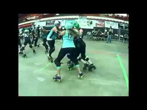 CCC Vs RRRD, Nov 9, 2015   War Of Wheels, Salina, KS