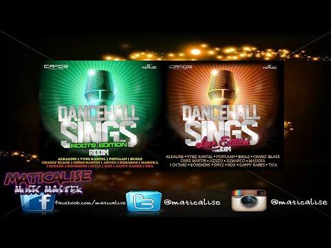 Dancehall Sings Riddim Mix {CR203 Records} [Reggae] @Maticalise
