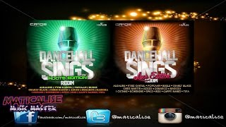 Download Dancehall Sings Riddim Mix {CR203 Records} [Reggae] @Maticalise MP3 song and Music Video