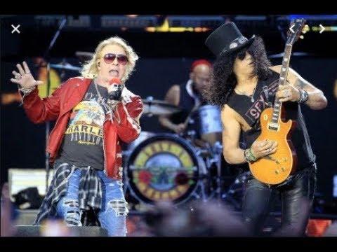 Martha Quinn - Guns N'Roses Announce 2020 European Tour