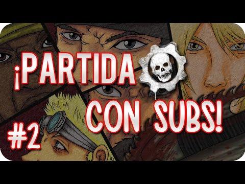 BabiiBL | Granada de Gnasher :v | Partida con Subs no.2 | GoW3♥