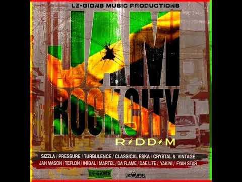 JamRock City Riddim Mix (Full) Feat. Sizzla, Pressure, Jah Mason, Turbulence, (January 2018)