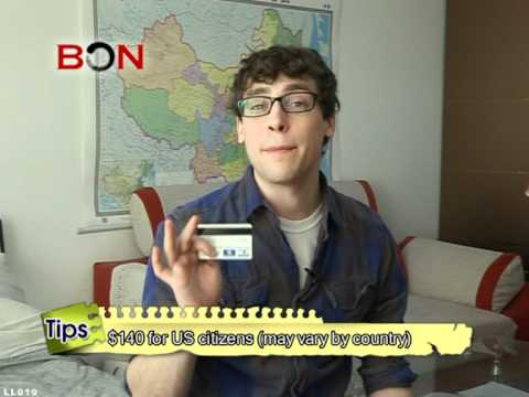 How to Get a Travel Visa to China -- Local Laowai ep. 19 -- BON TV China