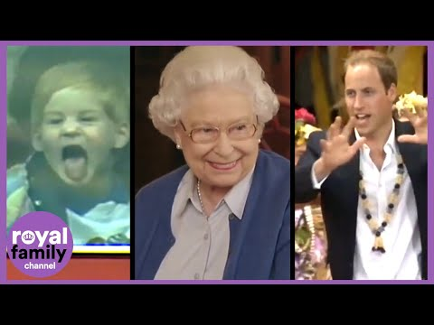 The Funniest Royal Family Moments