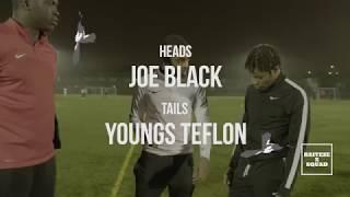 BATTLE OF THE RAPPERS CHALLENGE   JOE BLACK VS YOUNGS TEFLON