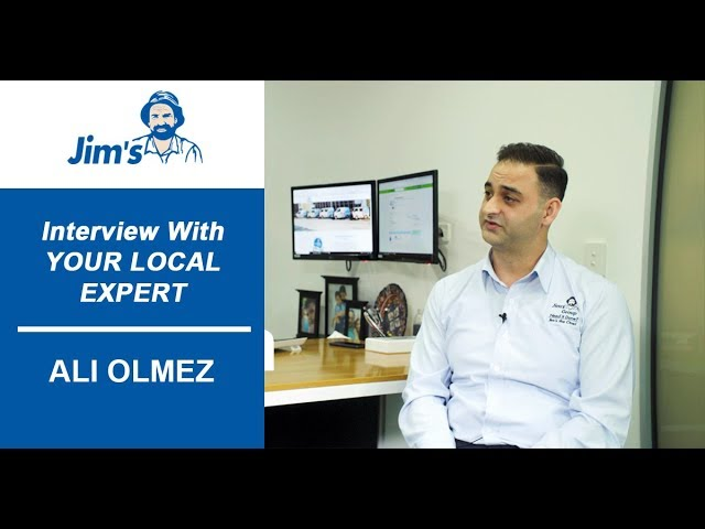 #JIMS Interview with Ali Olmez, CEO of the Jim's Cleaning Group 800 + Franchisees