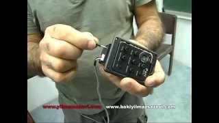 PERİ  mit24 Bağlama için Ekolayzer tanıtım videosu