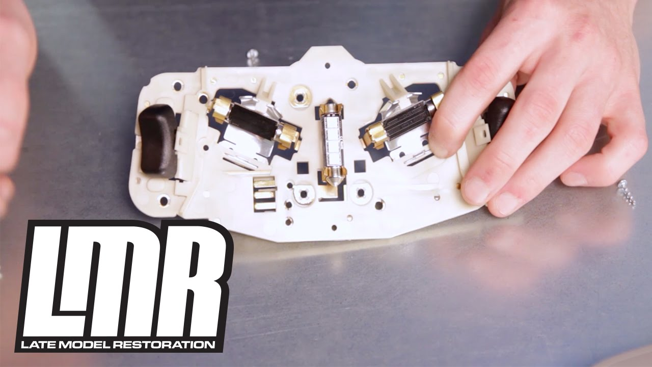 Ford F150 Lightning LED Bulbs Installation  Dome Light (9904)  YouTube