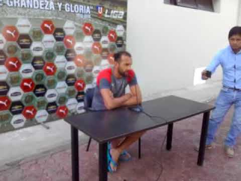 Hernán Barcos habla sobre su permanencia en Liga