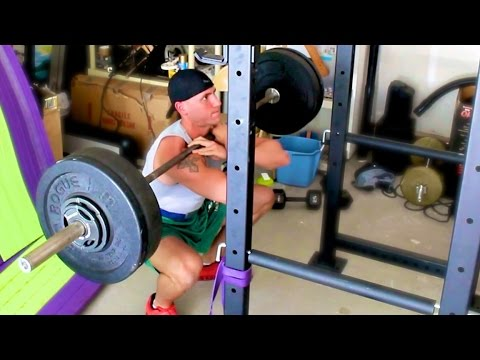 How deep you squat bro? vloggest