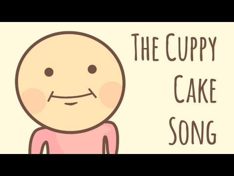 The Cuppy Cake Song 2D Animation