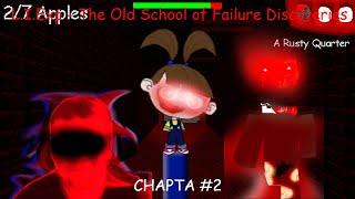 L.I.Exp - The Old School of Failure Discoveries - Baldi's Basics Mods #19