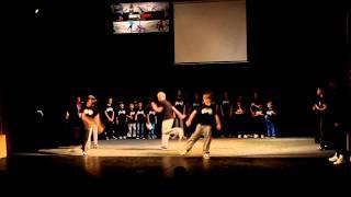 """Mighty Shake Znojmo - taneční show 2014 - """"Break dance"""""""